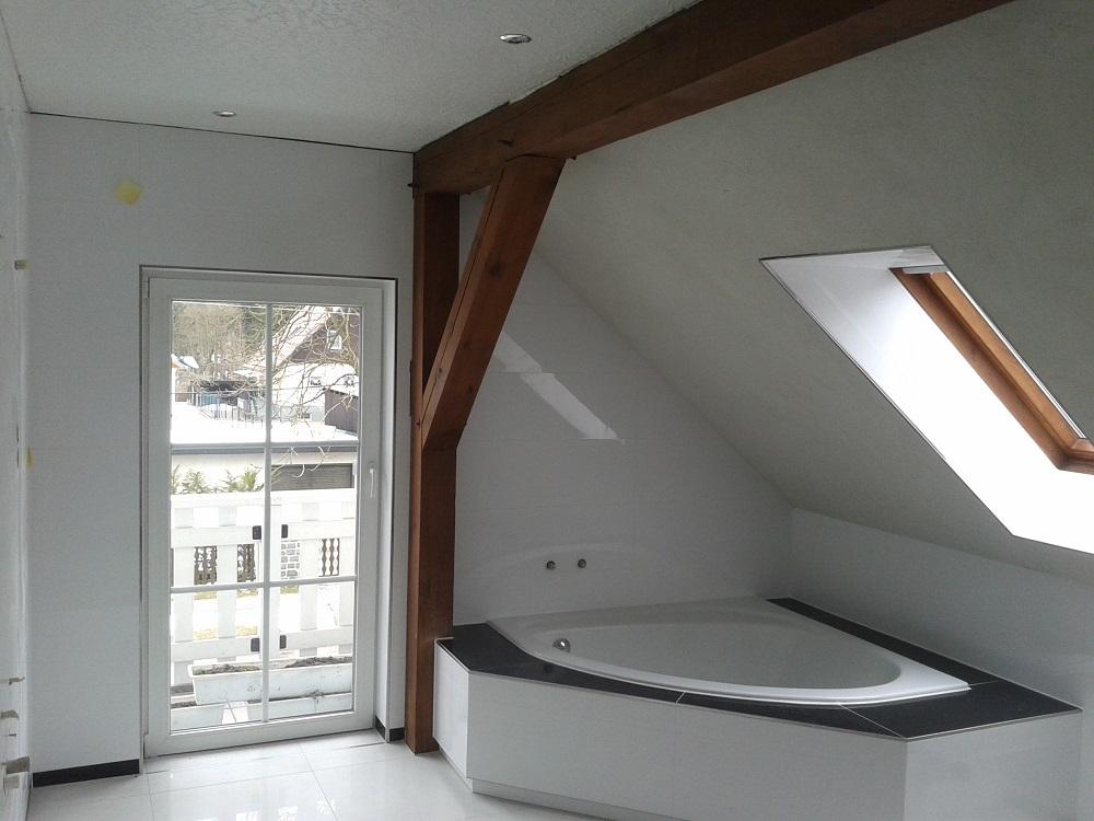 badsanierung mit lehmedelputz eco freiraum. Black Bedroom Furniture Sets. Home Design Ideas